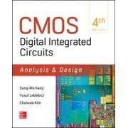 CMOS Digital Integrated Circuits Analysis & Design by Sung-Mo Kang