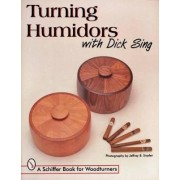 Turning Humidors with Dick Sing by Dick Sing