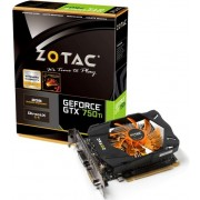 Zotac ZT-70601-10M GeForce GTX 750 Ti 2GB GDDR5 videokaart