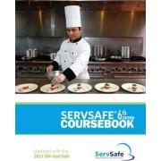 Servsafe Coursebook, Revised with Servsafe Exam Answer Sheet by National Restaurant Association