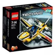 Конструктор ЛЕГО ТЕХНИК - Реактивния самолет на екипа, LEGO Technic, 42044