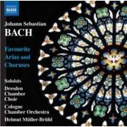 J.S. Bach - Favourite Arias & Choruse (0747313254170) (1 CD)