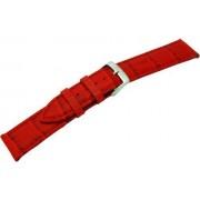 Morellato cinturino in pelle unisex BOLLE rosso 20 mm A01X2269480083CR20