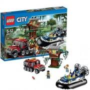 Lego City : Hovercraft Arrest # 60071-1 by LEGO