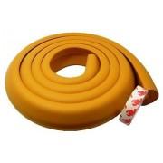 2m Door Desk Table Edge Corner Strip Safety Guard for Baby Kids Children HHI-118936 - Yellow