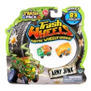 Flair Leisure Products - Set di 2 veicoli di The Trash Pack Wheels