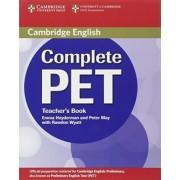 Complete PET. Teacher's Book by Emma Heyderman