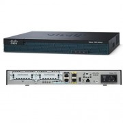 ROUTER CISCO 1921/K9 2GE SEC LICENSE PAK 512MB CISCO1921-SEC/K9