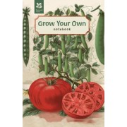 Grow Your Own Vegetables (Notebook) by National Trust
