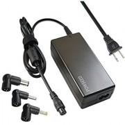 Powseed 70W 18V-20V Laptop Power Adapter Multi Tips for HP Stream 11 13 14 x360 Elitebook Folio 1040 G1 Pavilion G7 G72 Dv6 Dv7 Compaq Presario Cq70 Probook 450 G1 G2 Revolve 810 G1 DV8000
