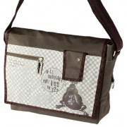 Beasts - 23787 - Fourniture Scolaire - Messenger Bag Large