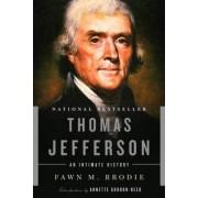 Thomas Jefferson by Fawn M. Brodie
