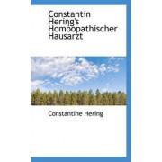 Constantin Hering's Homoopathischer Hausarzt by Constantine Hering