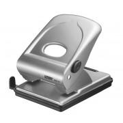 Perforator metalic pentru maxim 40 de coli, argintiu, RAPID FMC40