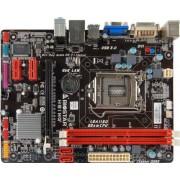 Biostar H81MG 6.x Intel H81 Socket H3 (LGA 1150) Micro ATX - cartes mères (DIMM, DDR3-SDRAM, Dual, Intel, Core i3, Core i5, Core i7, Pentium, Socket H3 (LGA 1150))