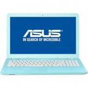 "Laptop Asus VivoBook X541UV-GO1201,15.6"" HD LED-Backlit Glare, Intel Core i3-6006U, nVidia 920MX 2GB DDR3, RAM 4GB DDR4, HDD 500GB, EndlessOS, Aqua Blue"