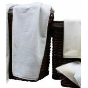Yarn Dyed Cotton Towel Set 6-Piece (Sand Shell)