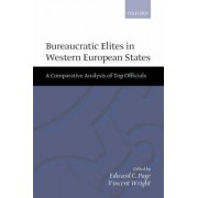 Bureaucratic Elites in Western European States by Edward C. Page
