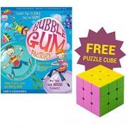 Scientific Explorer Bubble Gum Factory Science Kit with Free Sweets Mod Puzzle Cube