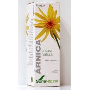 Árnica extracto 50 ml Soria Natural (L)