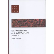 The Bru Sale 13 Russian, Belgian And European Art