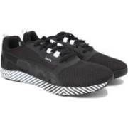 Puma Pulse Flex XT Graphic Wns Running Shoes(Black)