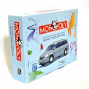 Monopoly Road Trip Edition Chrysler Town & Country Rare!
