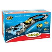 Kid Galaxy Twist N Go Crash n Bash Speedway Playset