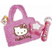 Instrument muzical Reig Musicales Bag With Microphone Hello Kitty