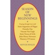 Season of New Beginnings by Mitch Finley
