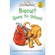 Biscuit goes to School Book and CD by Alyssa Satin Capucilli