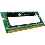 RAM памет Corsair DDR3, 1333MHz 4GB 204 SODIMM, Unbuffered - CMSO4GX3M1A1333C9