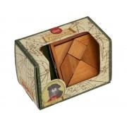 Juegos de Ingenio Profesor Puzzle Tangram Puzzle de Hagoras Pythagoras