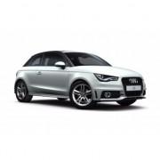 Modelauto Audi A1 wit 1:43