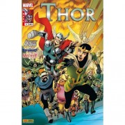 """Thor N° 11 : """" La Bande D'en Face """" ( Thor + Avengers Academy + The Defenders + Journey Into Mystery )"""