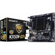 Placa de baza CPU integrat Gigabyte N3150N-D2H DDR3