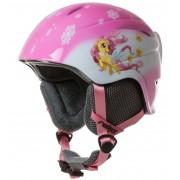 RELAX TWISTER Lyžařská helma RH18J růžová XS