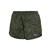 Nike W NK DRY MOD TEMPO SHORT PR - Shorts for Women, Size S, Colour Yellow