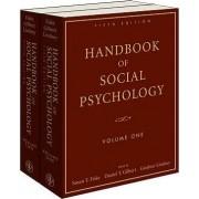 Handbook of Social Psychology by Susan T. Fiske