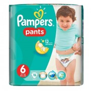 Scutece Active Baby Pants 6 Carry Pack, 19 buc, Pampers