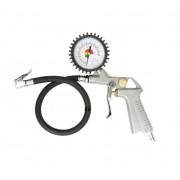 Levegős pisztoly, nyomásmérővel VOREL Kód:281650