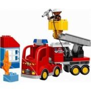 Set Constructie Lego Duplo Town Camion De Pompieri