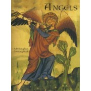 A Coloring Book of Angels by Bellerophon Books