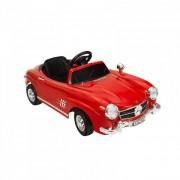 Elektromos Mercedes autó 6V piros