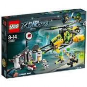 LEGO Agents 70163: Toxikitas Toxic Meltdown