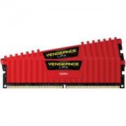 Memoire RAM Vengeance LPX Series Low Profile 16 Go (2x 8 Go) DDR4 3000 MHz CL15 - Kit Quad Channel 2 barrettes de RAM DDR4 PC4-24000 - CMK16GX4M2B3000C15R