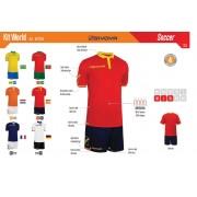 Givova - Completo Kit Calcio World