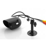 Dark Wolf - Mini camera de surveillance (Vision de nuit, Imperméable, PAL)