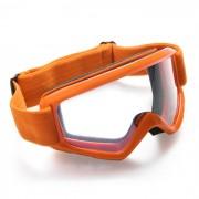 motocross qook motocicleta gafas de proteccion ocular casco ATV - naranja
