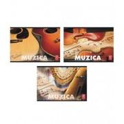 Caiet de muzica 24 file PIGNA